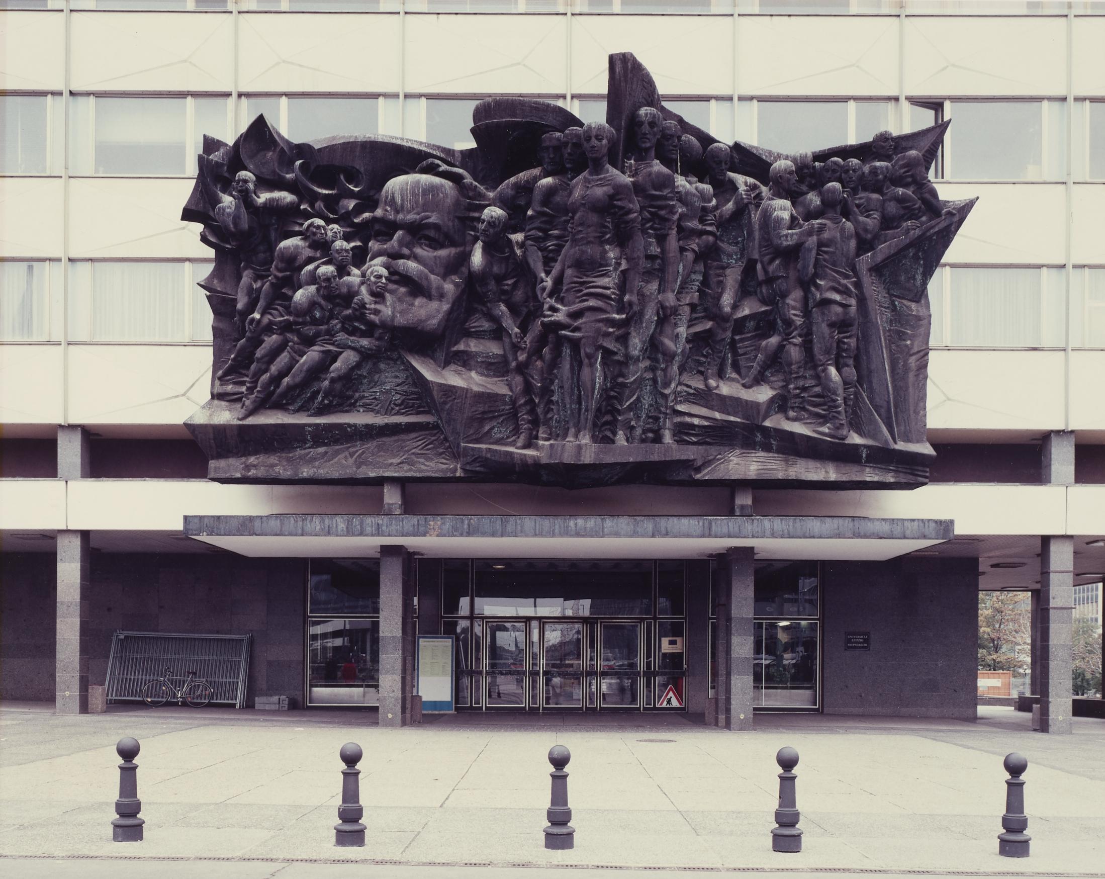 Hoch_Leipzig-Mitte_Universität_1992_1993
