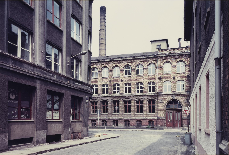 Hoch_Leipzig_Grafisches Viertel_Scherlstrasse_1991