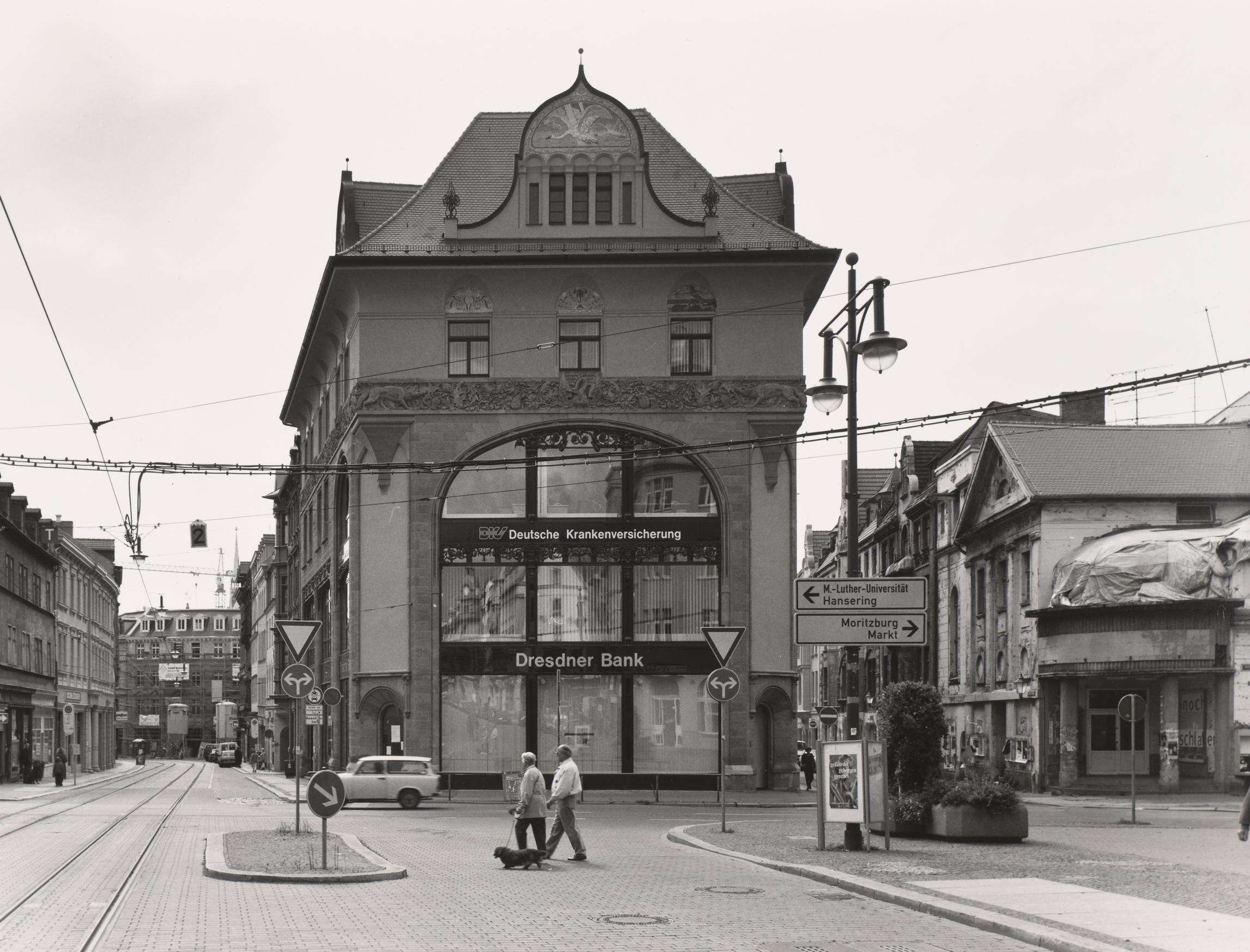 Schütze-Rodemann_Halle-Saale_Jugendstilhaus Döll_neben Urania 70_1998
