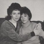 Göbel_Halle_Cornelia B mit Ihrer Mutter Brigitte