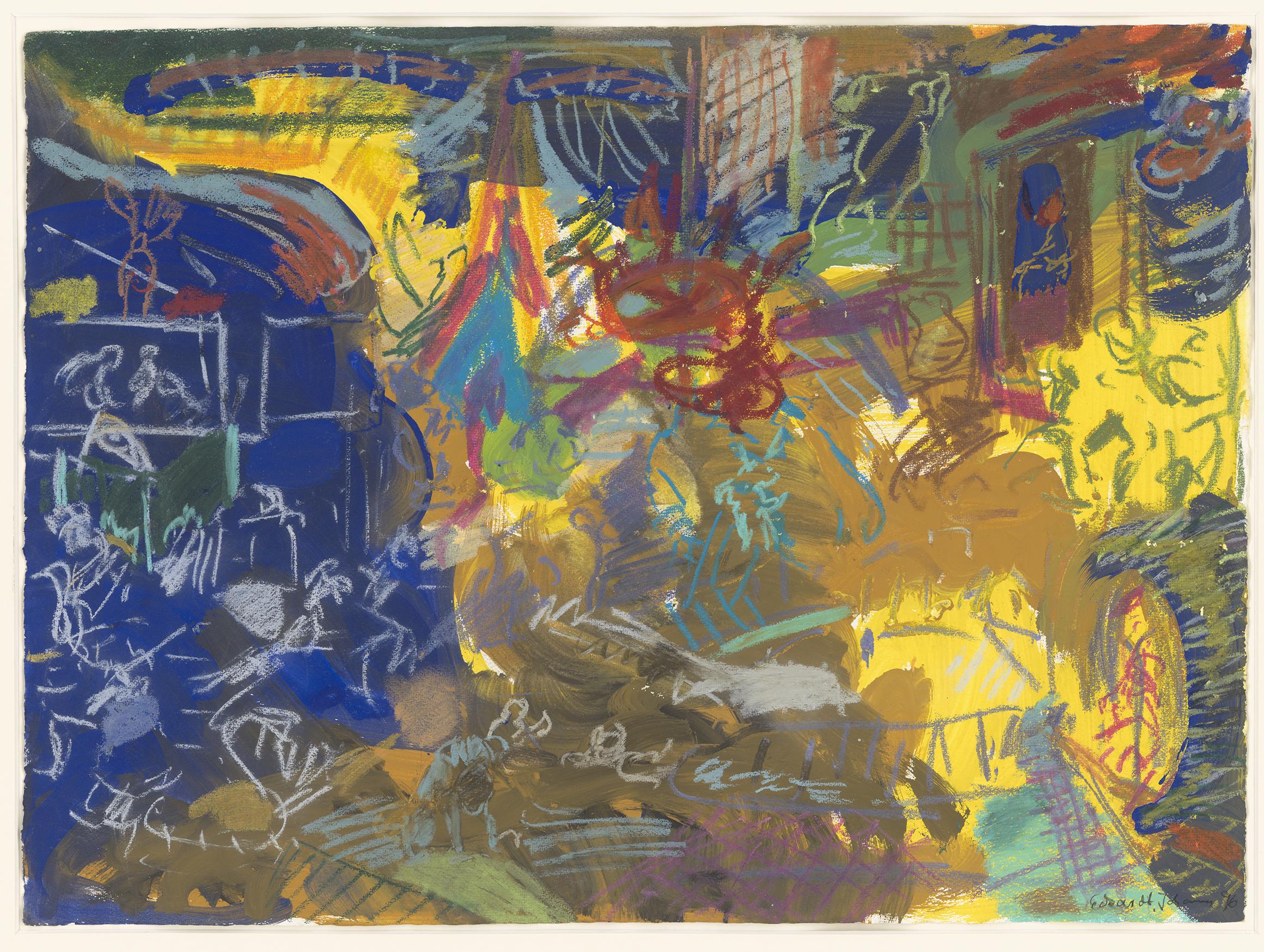 Johannes Eckardt. Ohne Titel. 1996.