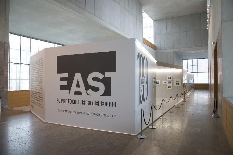 EAST Ausstellung im MdbK 2009