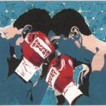 Katrin Brause aka Heichel. Boxer. 2003.