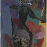 Michael Kunert. Centro. 1993. © VG Bild-Kunst, Bonn 2020