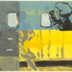 Verena Landau. Flight I. 2000. Mandy Kunze. Küche. 2010. © VG Bild-Kunst, Bonn 2020