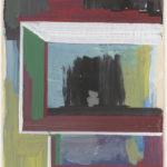 Thomas Scheibitz. Ohne Titel (1). 1996.