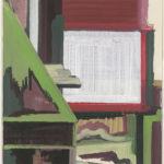 Thomas Scheibitz. Ohne Titel (2). 1996.