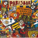 Michael Fischer-Art. Parisbar. 2004.